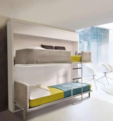 Kreveti za rasklapanje su popularan komad namještaja