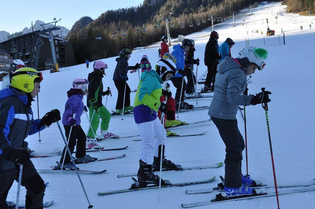 U Sloveniji ima mnogo škola skijanja