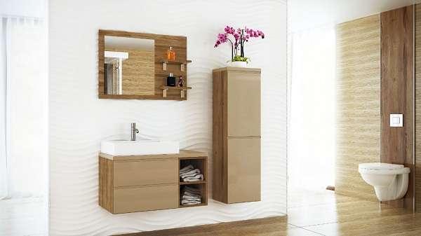 Odlična kupaonica sa savršenim kupaonskim namještajem