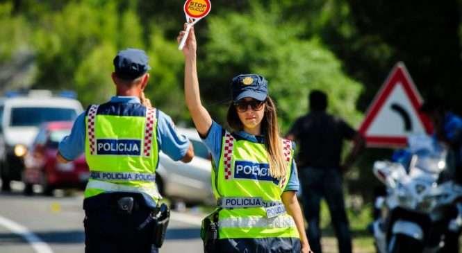 POLICIJA NAJAVILA AKCIJU KOJA ĆE TRAJATI SVE DO KRAJA GODINE Prometni policajci izlaze na teren u pojačanom sastavu, evo na koga će se fokusirati
