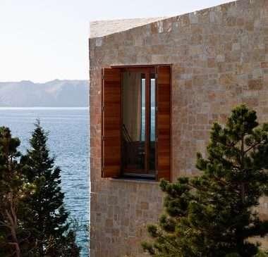 Evo kako podići suvremenu kuću na obali