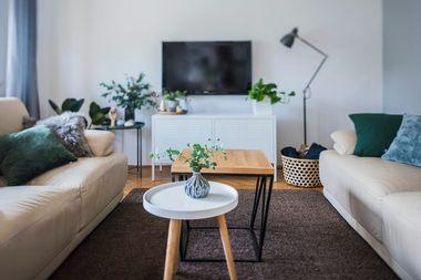 Zagreb, 070918. Marija Kosovec koja stoji iza Instagram profila Miima Vintage, o uredjenju doma. Foto: Neja Markicevic / CROPIX
