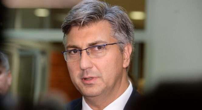 Plenković: DORH je neovisan, kad ocijeni da je potrebno dat će svoju verziju