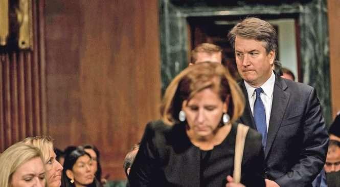 SLUČAJ KAVANAUGH Hoće li Senat i Amerika povjerovati žrtvi 30 godina starog silovanja