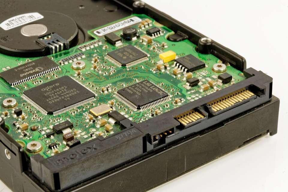 Spašavanje podataka iz hard diska