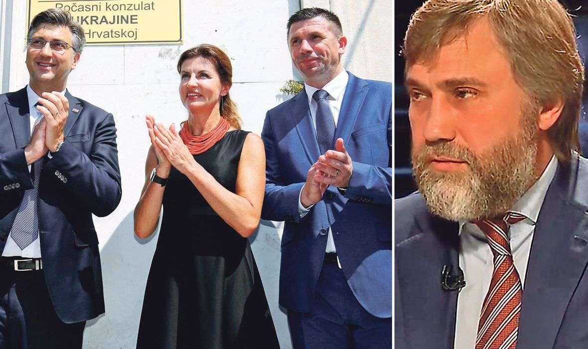 UKRAJINSKI INVESTITOR NOVINSKY ZAINTERESIRAN ZA ULJANIK I 3. MAJ Ministarstvo gospodarstva njegovim ljudima dogovorilo sastanke s upravama