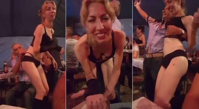 VIDEO: 'GOVORE MI DA SAM KU***, A JA SAM ZAVRŠILA DVA FAKULTETA' Tužna priča koja je Maju Đukić natjerala da polugola pleše pijancima u krilu