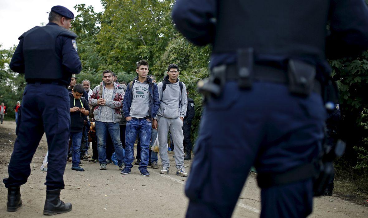 'Iako u Europu ulazi sve manje izbjeglica, strah od njih sve više raste. To je rezultat desničarske populističke politike koja uzima sve više maha'
