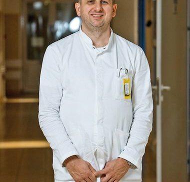 NEUROKIRURG DARIO MUŽEVIĆ 'Radio sam u najboljoj klinici na svijetu, ali moja je želja uvijek bila vratiti se u Osijek'