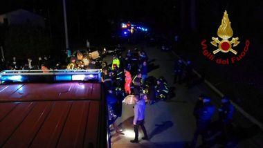 STAMPEDO U NOĆNOM KLUBU U ITALIJI! Šestero mrtvih i 120 ozlijeđenih, objavljeno i što je izazvalo paniku nakon koje je počeo pakao…