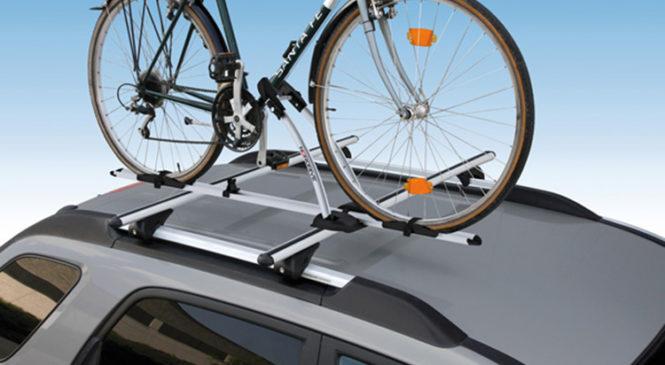 Nosači za bicikl odlični su za putovanja