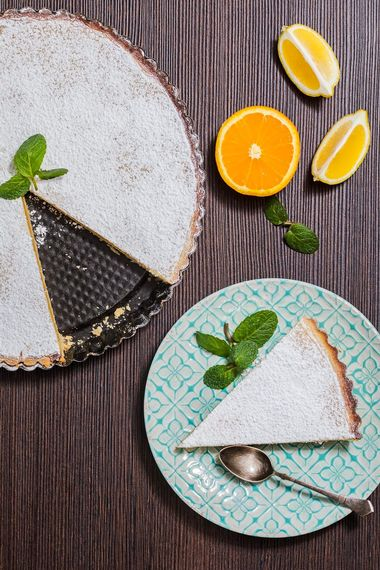 Zagreb, 080219. Buzin. Ducan Miele. Limun torta. Foto: Biljana Blivajs / CROPIX