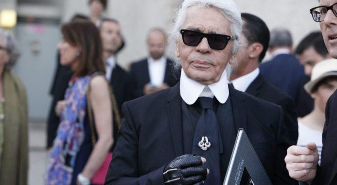 UMRO JE 'KRALJ MODE' KARL LAGERFELD: U 86. godini života preminuo legendarni modni dizajner