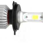 Nova svjetla su H4 LED žarulje za auto