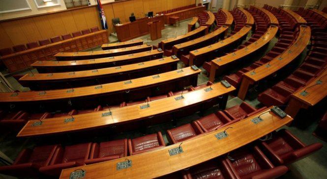 IZVANREDNA SJEDNICA SABORA O NOVIM MINISTRIMA TREBALA BI BITI U PETAK O ministrima uopće neće biti rasprave izvan odbora, očekuje se samo glasanje