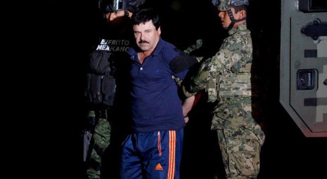 NARKOBOSA 'EL CHAPA' GOTOVO PA SIGURNO OČEKUJE DOŽIVOTNA KAZNA Čini se da ide u zatvor gdje kazne služe zloglasni teroristi Carnajev i 'Unabomber'