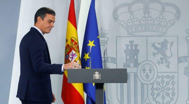 IZBORI U ŠPANJOLSKOJ SU ZA MANJE OD DVA MJESECA Ankete daju Sánchezovim socijalistima najviše glasova, no nedovoljno za vladu