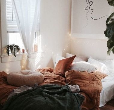 Kako do jesenskog šarma u vašoj spavaćoj sobi?