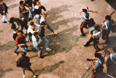 NEULJEPŠANA, NEFRIZIRANA, INTEGRALNA NAVIJAČKA PRIČA Prvo pravo europsko gostovanje BBB-a ili dan kad su nas Talijani nazvali 'barbari iz Hrvatske'