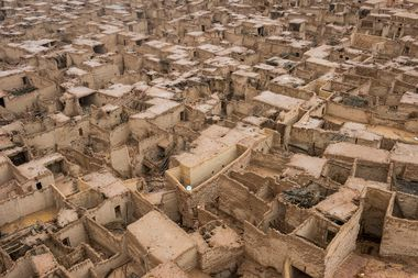 Old ghost town of Al Ula, Saudi Arabia, Image: 471270442, License: Royalty-free, Restrictions: , Model Release: no, Credit line: Michael Runkel / imageBROKER / Profimedia