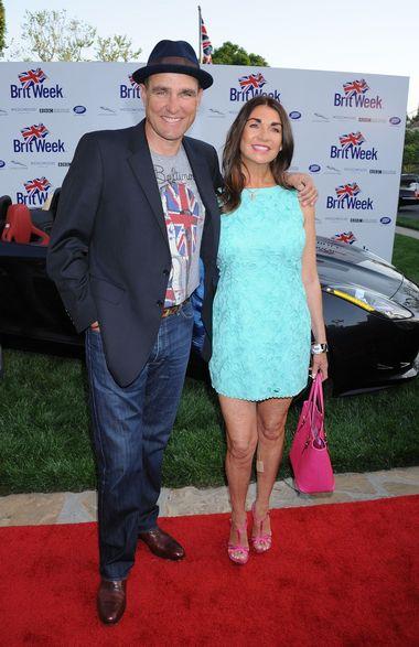 Vinnie Jones' wife Tanya Jones dies at 53 after a six-year skin cancer battle in Los Angeles, Ca. on July 6, 2019. April 22, 2013 Hollywood, Ca. Vinnie Jones and Tanya Jones