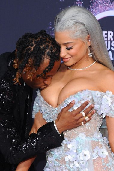 , Los Angeles, CA -20191124 - The 2019 American Music Awards Arrivals at Microsoft Theater -PICTURED: Rich the Kid -, Image: 484630128, License: Rights-managed, Restrictions: , Model Release: no, Credit line: Sara De Boer / INSTAR Images / Profimedia