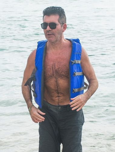 Bridgetown, BARBADOS - English television personality, Simon Cowell and Eric spotted in Barbados enjoying the holidays. BACKGRID USA 18 DECEMBER 2019, Image: 488843811, License: Rights-managed, Restrictions: , Model Release: no, Credit line: ChrisBrandis.com / BACKGRID / Backgrid USA / Profimedia