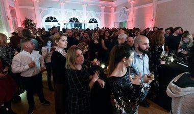 Zagreb, 121219. Prezentacija nove glazbene nagrade Hrvatske diskografske udruge i RTL-a, Top.HR Music Awards, u Hrvatskom glazbenom zavodu. Foto: Boris Kovacev / CROPIX