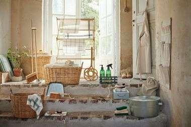 """BORSTAD nova kolekcija """"eco-friendly"""" proizvoda za čišćenje iz Ikee"""
