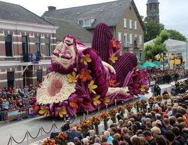 """""""Corso Zundert"""" najveća parada cvijeća na svijetu u Nizozemskoj"""