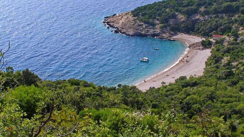 Lubenice, otok Cres, Hrvatska