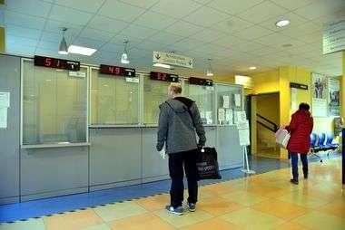 2/21/2020 - Codogno hospital, where the boy who contracted Coronavirus is hospitalized, clinics and emergency room closed (Maurizio Maule/Fotogramma, Codogno - 2020-02-21) p.s. la foto e' utilizzabile nel rispetto del contesto in cui e' stata scattata, e senza intento diffamatorio del decoro delle persone rappresentate, Image: 500032808, License: Rights-managed, Restrictions: *** NO SALES UK AND ITALY***, Model Release: no, Credit line: IPA / ddp USA / Profimedia