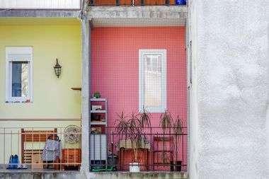 U tri koraka do balkona za uživanje u srcu grada, ali bez golubova