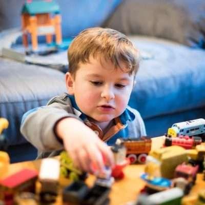 Igračke su važan dio odrastanja