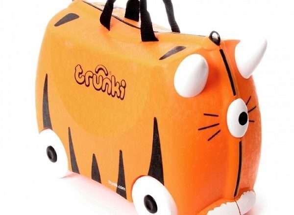 Dječji koferi Trunki su odlične kvalitete