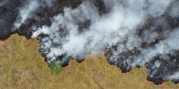 Brazilska Amazona doživljava najgore šumske požare u zadnjih 13 godina