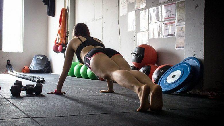 Budite fit uz plank vježbu