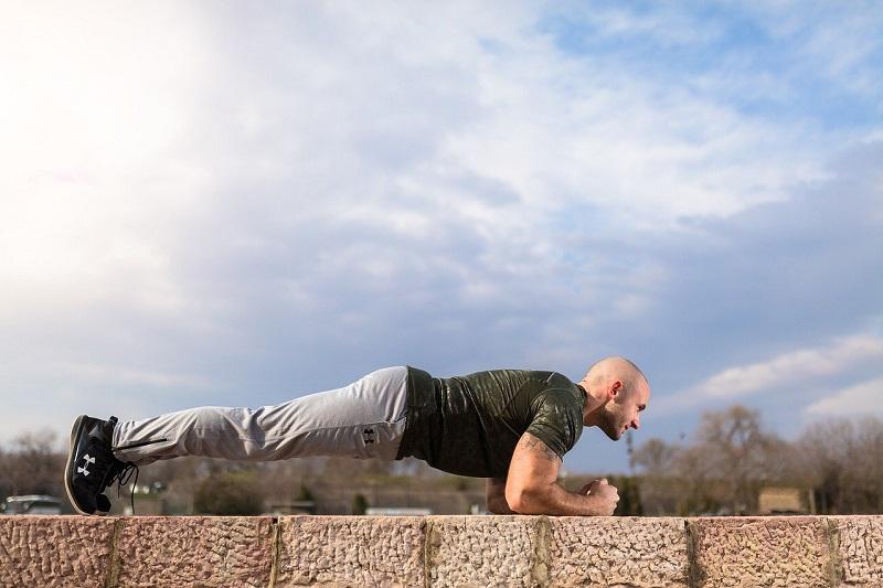 Plank vježbu treba prilagoditi i tjelesnoj spremi