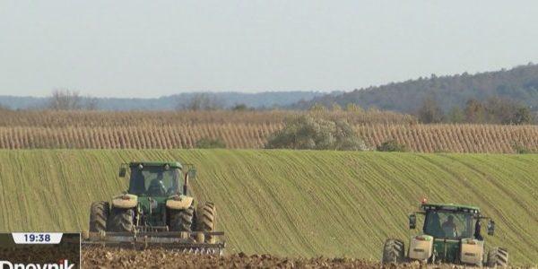 Jesenska sjetva: Najviše ćemo zasijati pšenice
