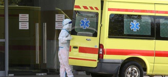 Vukovarsko-srijemska županija: 51 novozaražena osoba