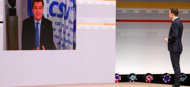 CDU na videokonvenciji bira nasljednika Angele Merkel