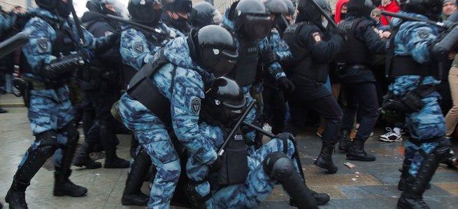 EU i SAD osudili Rusiju zbog uhićenja tisuća pristaša Navaljnog