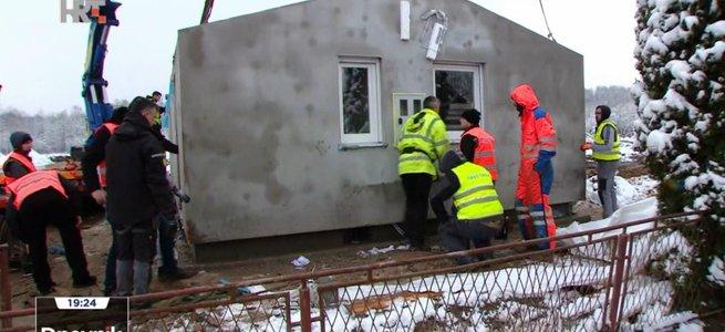 Triljani u desetak dana izgradili kuću za stradalu obitelj