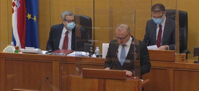 Većina zastupnika za proglašenje IGP-a, a Zekanović tvrdi da je prevara