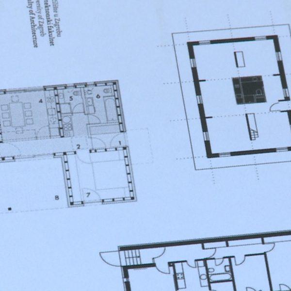 Modeli montažnih kuća za obnovu Banovine