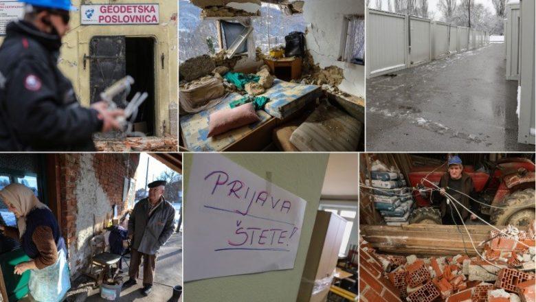 Na Banovini pregledano više od 30 tisuća oštećenih objekata