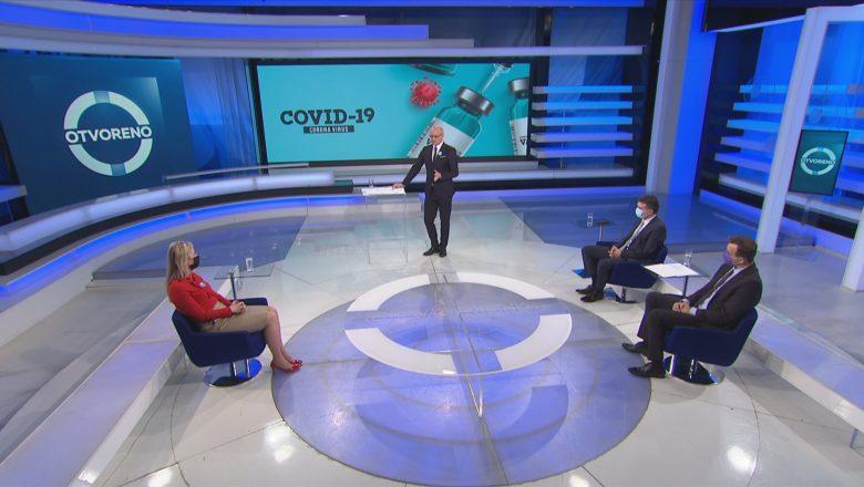 Prof. Mićović: Transmisija je na vrhuncu, pokretana uglavnom britanskim sojem