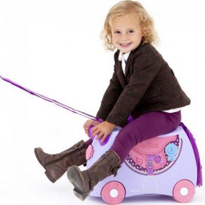 Dječji koferi Trunki su odlični za putovanje