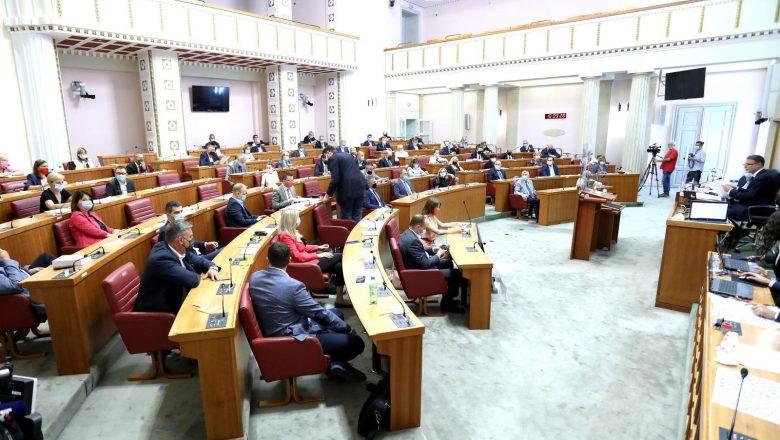 Sabor počinje jesensko zasjedanje: Zastupnici imaju 39 pitanja za Plenkovića i ministre
