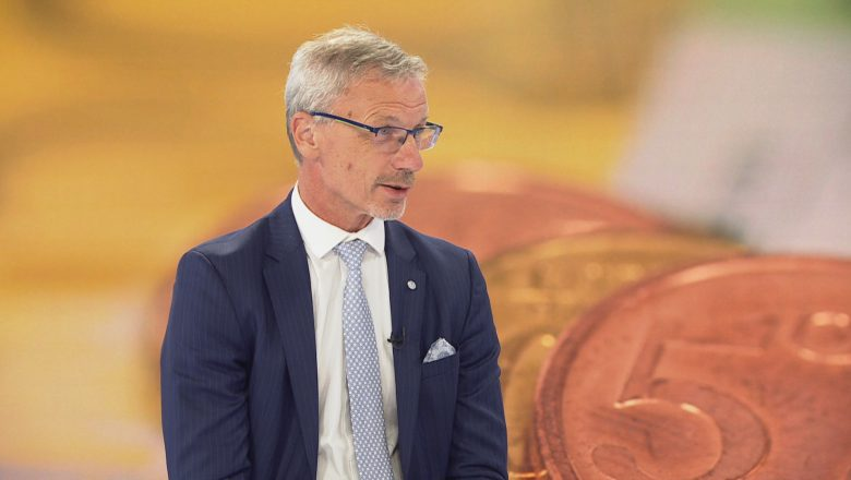 Vujčić za HTV: Ulazak u eurozonu najvjerojatnije po tečaju 7,53